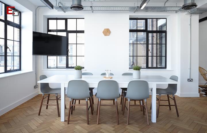 6 Ideas para una decoración de oficina moderna