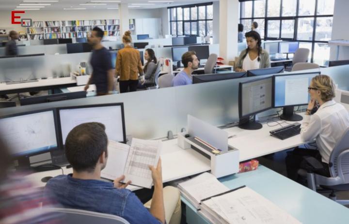 8 Pasos para planificar la reforma de una oficina