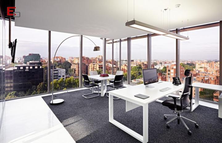 Cambia los muebles de tu oficina para aumentar la productividad