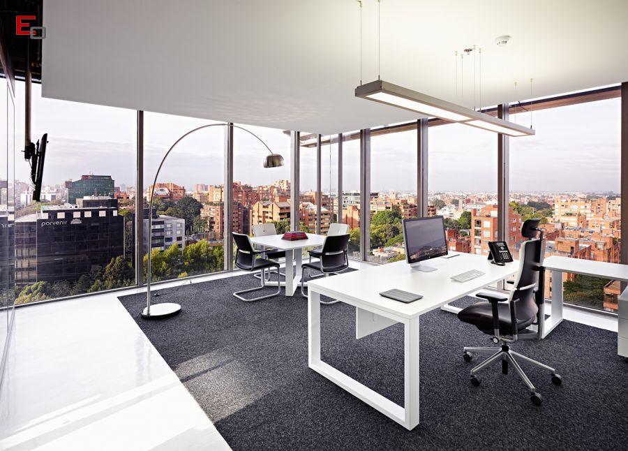 Cambia los muebles de tu oficina para aumentar la for Oficinas caja laboral madrid