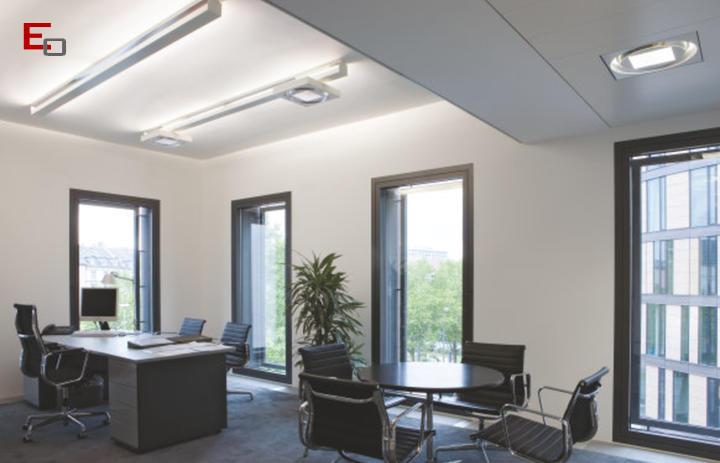 Consejos para una buena iluminación en la oficina