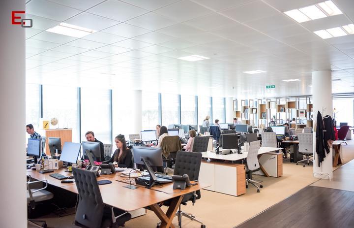 ¿Cuál es la temperatura ideal para una oficina en verano?