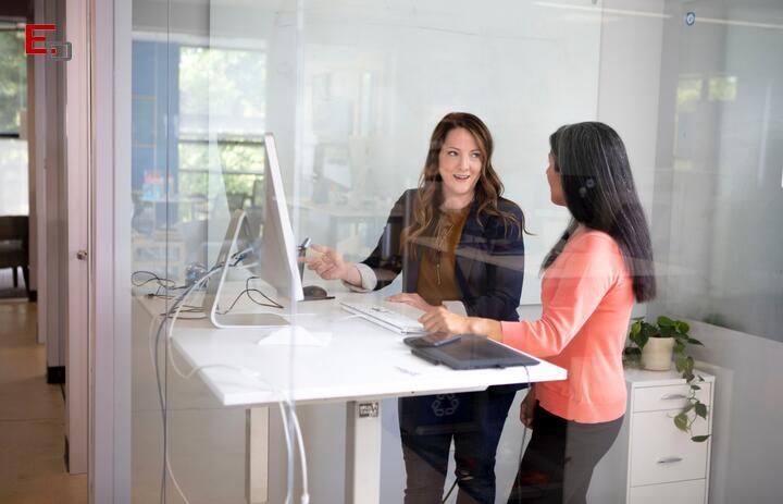 Espacios compartidos en la oficina: ¿seguridad o socialización?