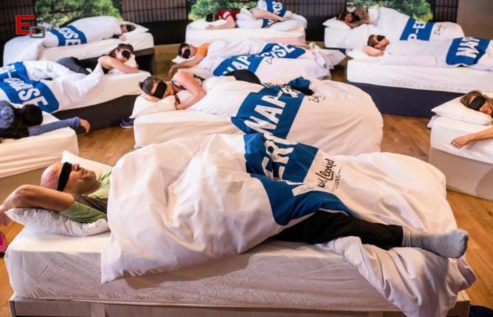Nap Rooms: cuando el jefe te deja echar una siesta en la oficina