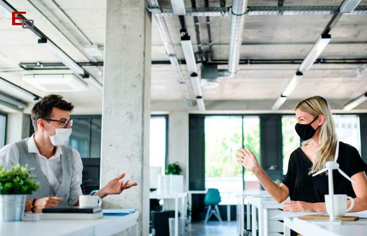 Oficinas abiertas o cerradas: ¿cuál es el mejor diseño para evitar contagios?