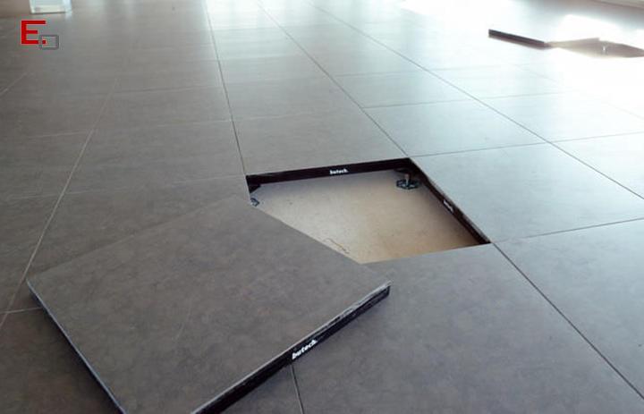 ¿Por qué instalar suelo técnico en la oficina?