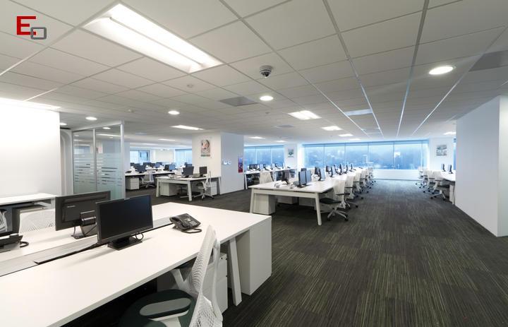 Renueva tu oficina para mejorar la productividad de los empleados
