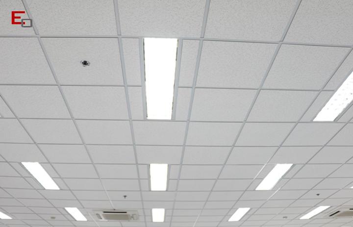 Tipos de techos registrables para oficinas