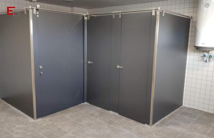 Ventajas de las cabinas sanitarias en los baños de la empresa