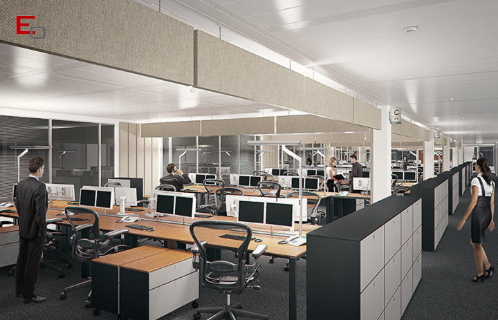 Ventajas y desventajas de las oficinas abiertas para la productividad
