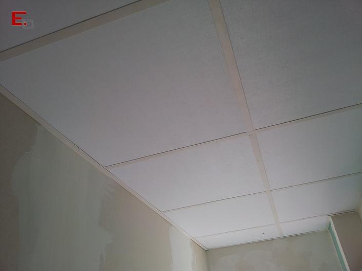 Falso techo registrable vin lico en madrid moncloa for Material de oficina madrid