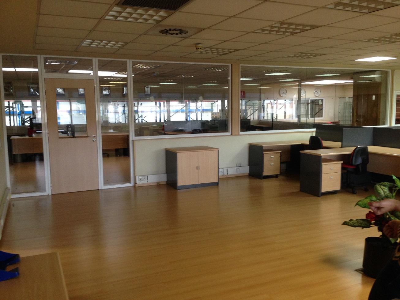 Intercoex proyectos reformas de oficina en madrid for Espacios de oficina