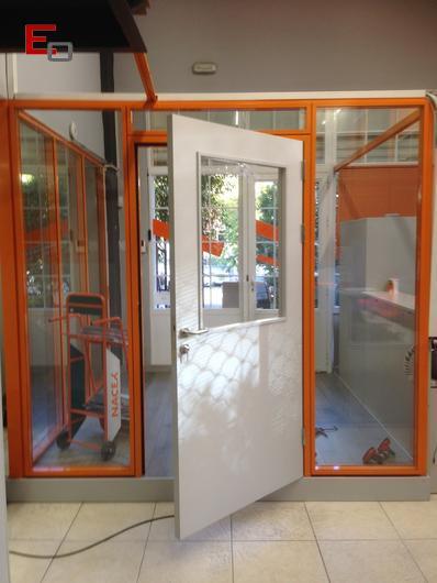 Nacex proyectos reformas de oficina en madrid for Oficina registro madrid
