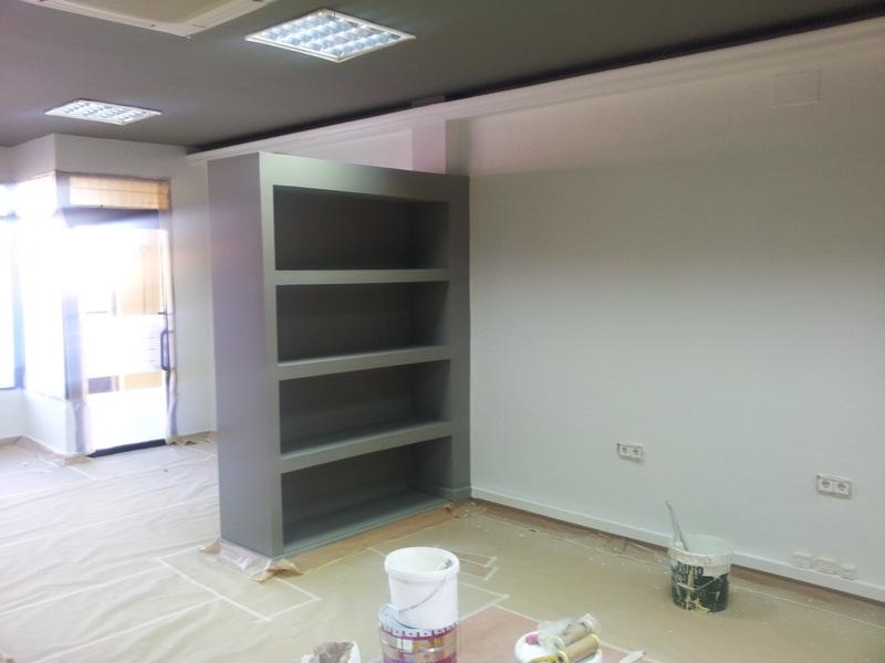 Pintura de oficina en getafe proyectos reformas de for Oficina consumidor getafe