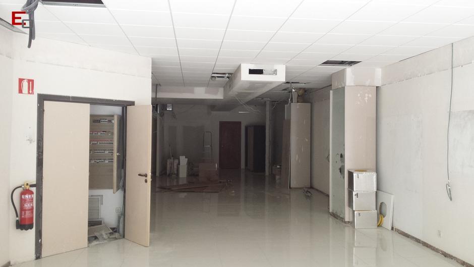 Reforma del local kepro shop in getafe madrid proyectos for Oficinas bankia getafe