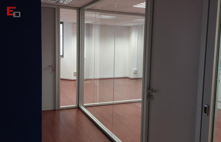 Reforma integral de 200m2 oficinas de HRA
