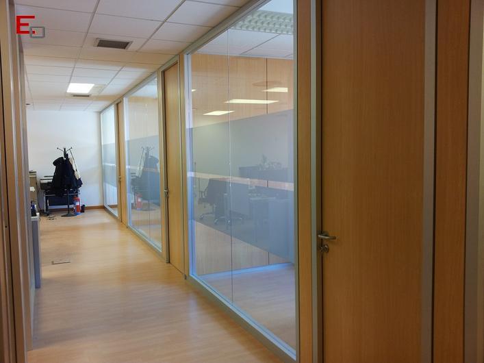 reforma integral de oficina de 180m2 en alcobendas