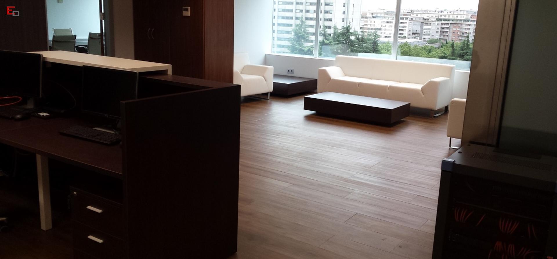 Reformas de oficina en madrid espacios de oficina for Espacios de oficina